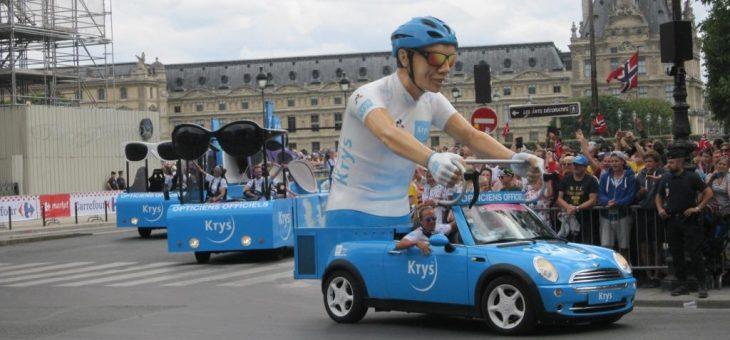 Tour de France 2017 – Zielankunft in Paris