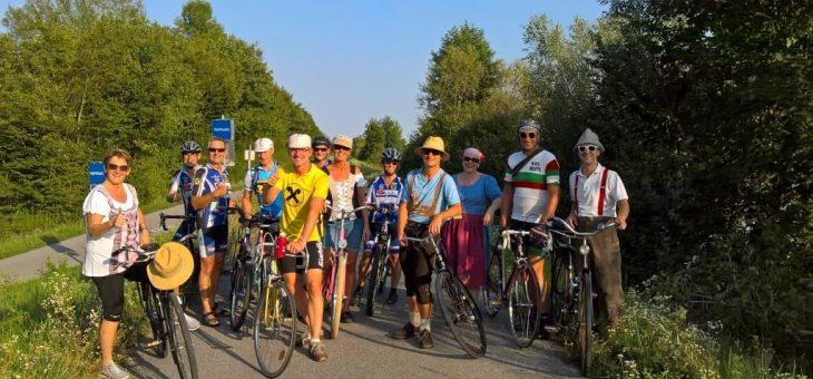 200 Jahre Fahrrad – historische Clubausfahrt