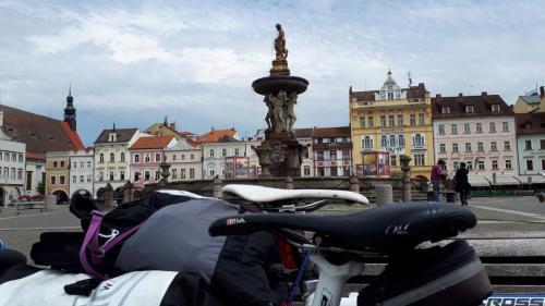 Radreise nach Dresden